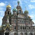 Wide-eyed wonder in Moscow & St. Petersburg