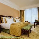 Living it up at The Ritz-Carlton Moscow