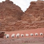 Wadi Rum – the most stunning desert landscape on earth!