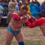 The Mongolian Naadam Festival