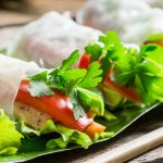 How to Make Vietnamese Rice Paper Shrimp Rolls