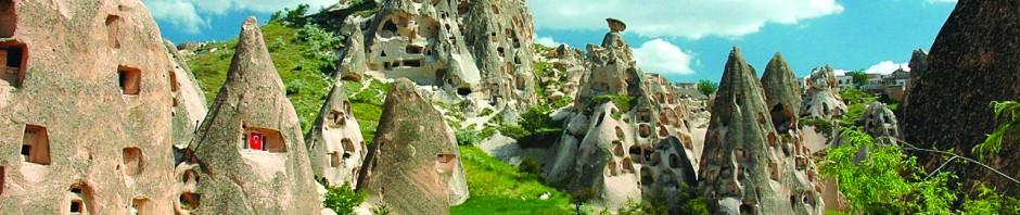 Exploring extraordinary Cappadocia