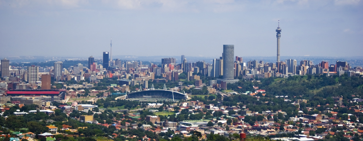 Extra time in… Johannesburg