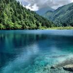 The stunning natural beauty of Jiuzhaigou