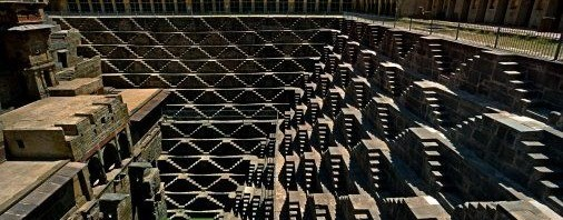 The incredible architecture of Chand Baori, Rajasthan