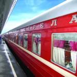 The ultimate rail adventure: the Trans-Siberian railway