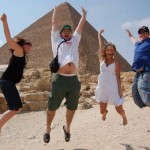 Congratulations to our Egypt Competition winners!