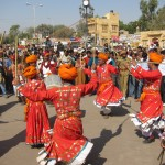 Bringing the desert to life at the Jaisalmer Desert Festival