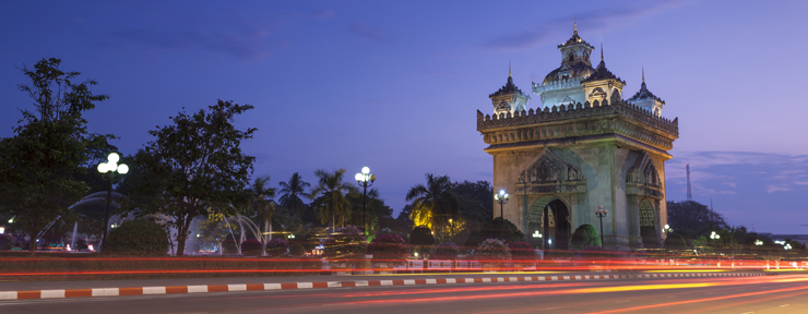 How to spend a day in Vientiane