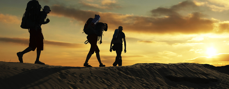 The Longest Way – One year walk