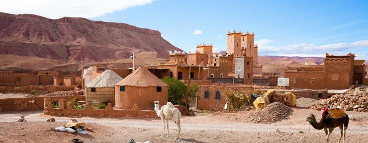 Morocco by Stian Rekdal