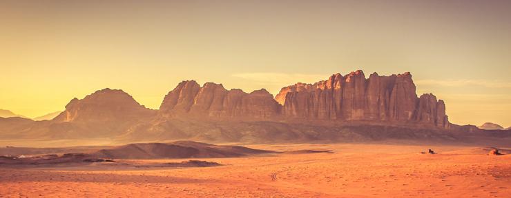Wadi Rum Timelapse