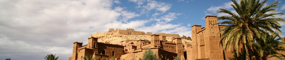 Shopping, eating and adventure in Morocco