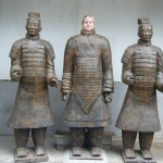 Archaeologists unearth 120 new Terracotta Warriors in Xi'an