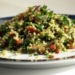 Simple, tasty recipes of the world – tabbouleh & chicken kebabs