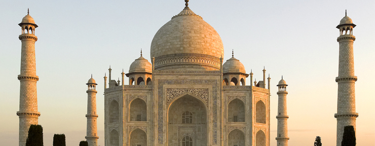 All you need is love… and an iconic tribute to prove it! The story of the Taj Mahal.