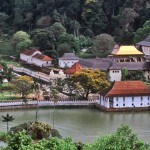 Amar Grover pays homage to Kandy's Temple of the Tooth….