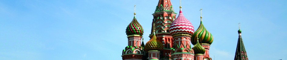 Moscow – city of beautiful women