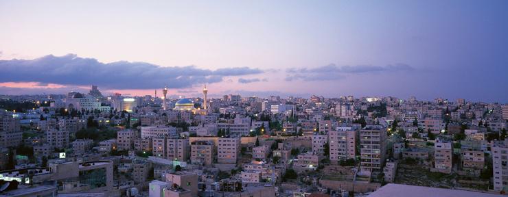 Amman, A City in Motion