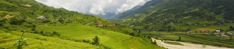Hidden gems in the rolling hills of Vietnam