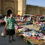 Exploring the Medina of Fez in Moroccco