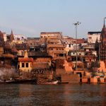 Varanasi, India: 'Beyond'