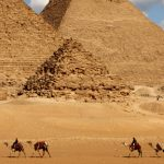 The Inside Track on Pyramids