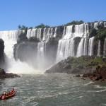 Exploring the spectacular Iguaçu National Park