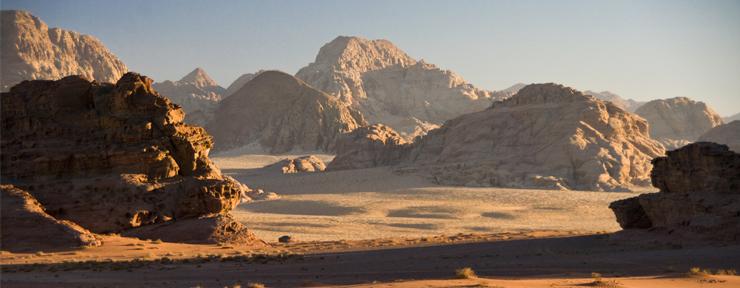 On The Go in Jordan 2013