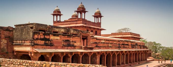 Highlights of India: Fatehpur Sikri