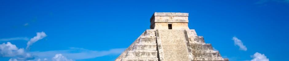 Exploring Chichen Itza – Mexico