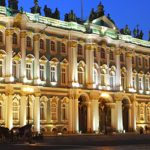 St Petersberg: White Night at the Museums