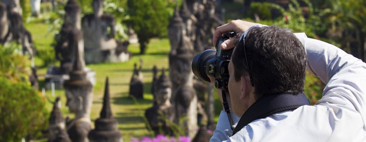 Through the Lens – Laid back Laos