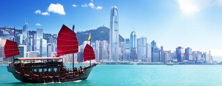 Hong Kong to Beijing