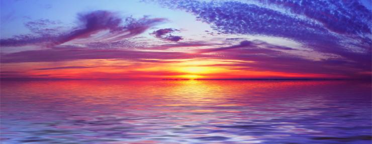 Glorious sunsets around the world!