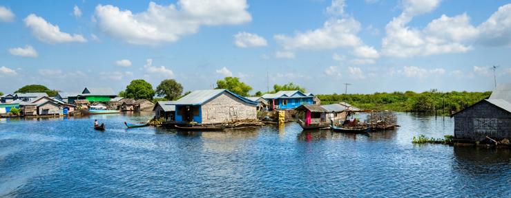 Journey through Cambodia
