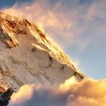 Everest in time lapse