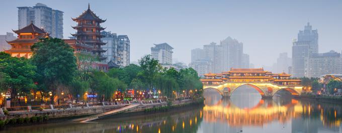 Journey through China – Part 1
