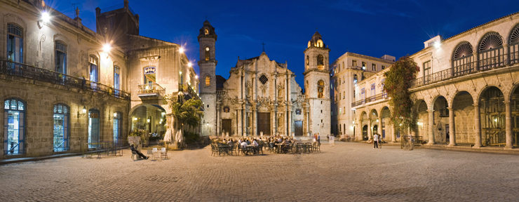 Cuba: Lost in Time