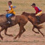 The Naadam Festival, Mongolia
