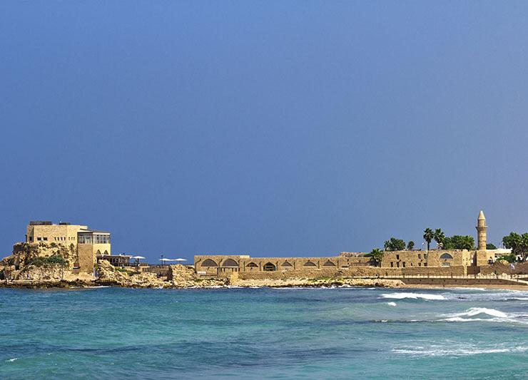 Caesareas - top 10 things to do in Israel