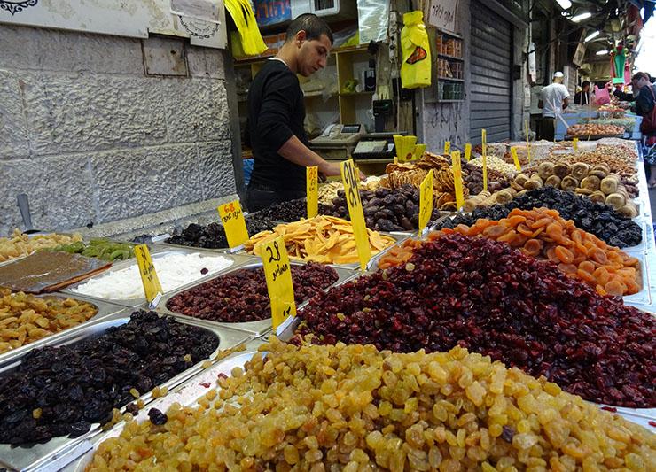 Food - top 10 things to do in Israel
