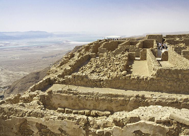 Masada - top 10 things to do in Israel