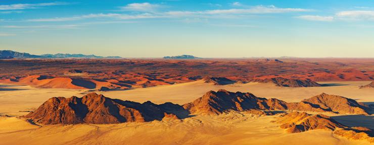 Namibia on film