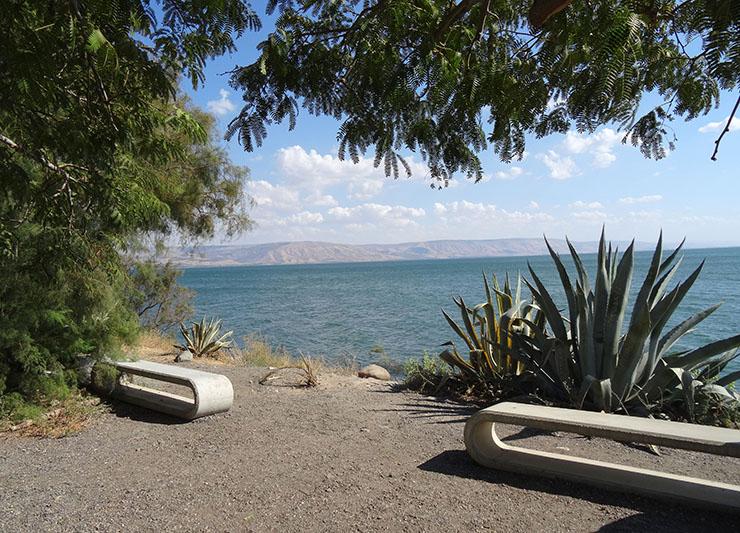 Sea of Galilee - top 10 things to do in Israel