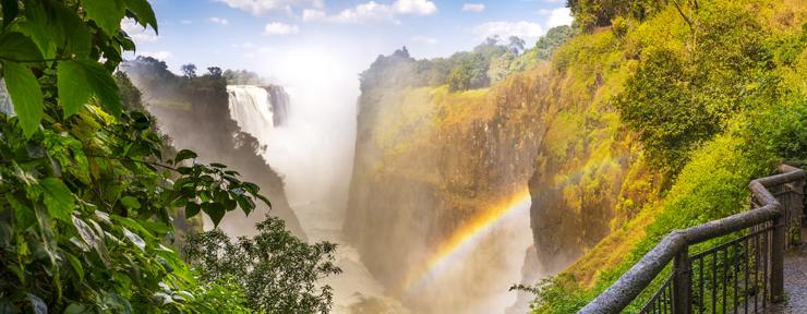 Incredible Victoria Falls