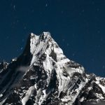 Counting stars in the Himalayas
