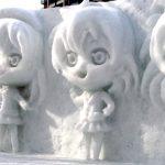 Let it snow in Sapporo