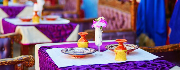Feeling peckish in Marrakech?
