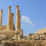 Roman cities, Crusader castles & desertscapes